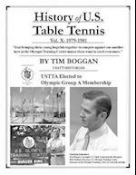 History of U.S. Table Tennis Volume 10