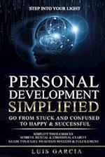 Personal Development Simplified af Luis Garcia