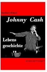 Johnny Cash af Herbert Witzel