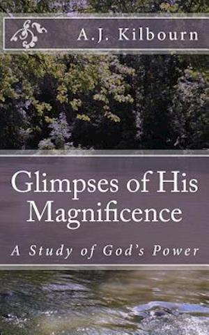 Bog, paperback Glimpses of His Magnificence af A. J. Kilbourn