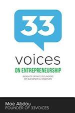 33voices on Entrepreneurship