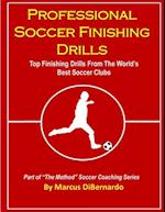 Professional Soccer Finishing Drills