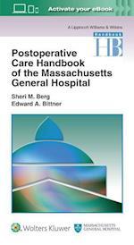 Postoperative Care Handbook of the Massachusetts General Hospital