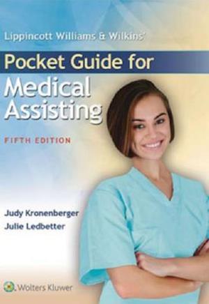 Bog, paperback Lippincott Williams & Wilkins' Pocket Guide for Medical Assisting af Judy Kronenberger