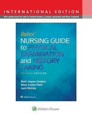 Bog, hardback Bates' Nursing Guide to Physical Examination and History Taking af Beth Hogan-Quigley