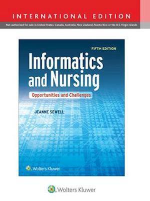 Bog, paperback Informatics and Nursing af Jeanne Sewell