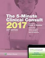 The 5-Minute Clinical Consult af Frank J. Domino