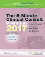 The 5-Minute Clinical Consult Premium af Frank J. Domino