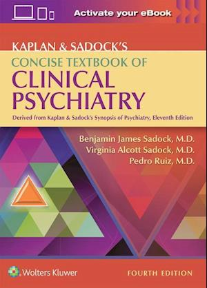 Bog, paperback Kaplan & Sadock's Concise Textbook of Clinical Psychiatry af Benjamin Sadock