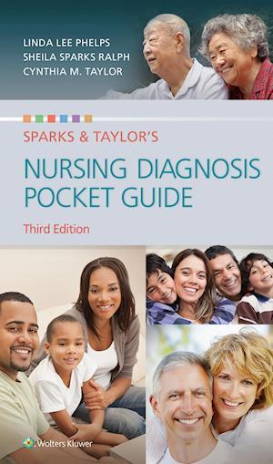 Bog, paperback Sparks & Taylor's Nursing Diagnosis Pocket Guide af Linda Lee Phelps