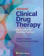 Abrams' Clinical Drug Therapy / Lippincott Photo Atlas of Medication Administration