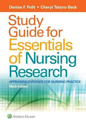 Bog, paperback Study Guide for Essentials of Nursing Research af Denise F. Polit