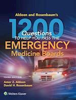 Aldeen and Rosenbaum's 1200 Questions to Help You Pass the Emergency Medicine Boards af Amer Aldeen, David H. Rosenbaum