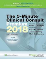 5-Minute Clinical Consult Premium 2018 (The 5-Minute Consult)