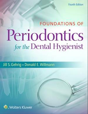 Bog, hardback Prepu for Gehrig's Foundations of Periodontics af Jill S. Gehrig, Donald E. Willmann