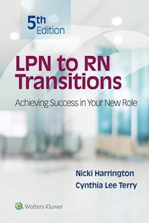 Bog, paperback LPN to RN Transitions af Cynthia Lee Terry, Nicki Harrington