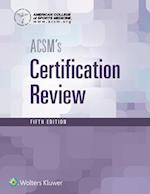 ACSM's Resources for the Exercise Physiologist 2e and Certification Review 5e Package