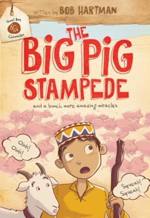 Big Pig Stampede af Bob Hartman