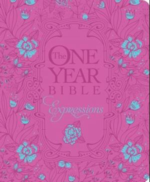 Bog, hardback The One Year Bible Creative Expressions, Deluxe