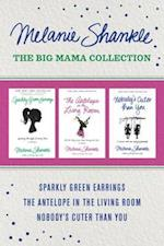 Big Mama Collection: Sparkly Green Earrings / The Antelope in the Living Room / Nobody's Cuter than You
