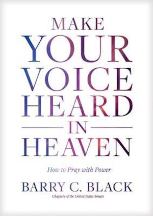 Bog, hardback Make Your Voice Heard in Heaven af Barry C. Black