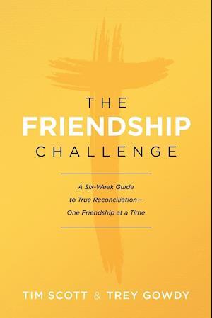 Bog, paperback The Friendship Challenge af Tim Scott