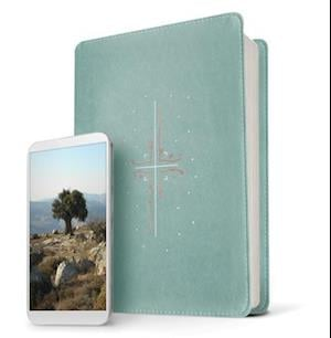 Filament Bible NLT (Leatherlike, Teal)