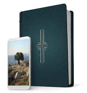 Filament Bible NLT (Hardcover Cloth, Midnight Blue, Indexed)