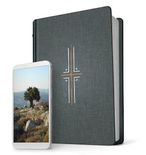Filament Bible NLT (Hardcover Cloth, Gray, Indexed)