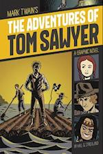 The Adventures of Tom Sawyer (Graphic Revolve Common Core Editions)
