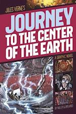 Journey to the Center of the Earth (Graphic Revolve Common Core Editions)