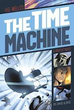 The Time Machine (Graphic Revolve Common Core Editions)