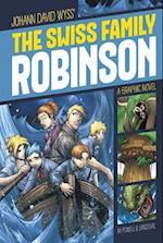 The Swiss Family Robinson (Graphic Revolve Common Core Editions)