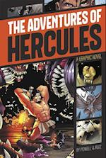 The Adventures of Hercules (Graphic Revolve Common Core Editions)