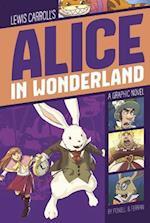 Alice in Wonderland (Graphic Revolve Common Core Editions)