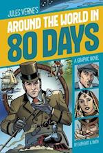 Jules Verne's Around the World in 80 Days (Graphic Revolve)