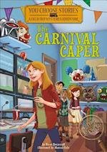 The Carnival Caper (You Choose Stories Field Trip Mysteries)