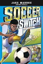 Soccer Switch (Jake Maddox Graphic Novels)