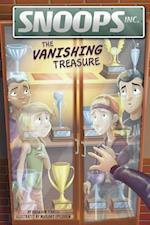 The Vanishing Treasure (Snoops Inc)