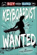 Keyboardist Wanted (Boy Seeking Band)