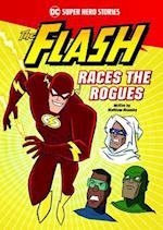 The Flash Races the Rogues (DC Super Hero Stories)