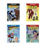 DC Super Hero Stories (DC Super Hero Stories)