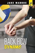 Back Row Dynamo (Jake Maddox Jv Girls)