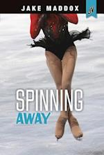 Spinning Away (Jake Maddox Jv Girls)