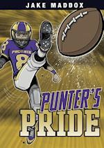 Punter's Pride (Jake Maddox Sports Stories)