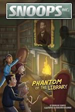 Phantom of the Library (Snoops Inc)