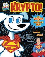 Krypto (DC Super Pets Origin Stories)