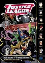 Injustice Gang and the Deadly Nightshade (Justice League)