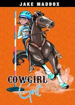 Cowgirl Grit (Jake Maddox Girl Sports Stories)