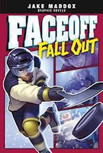 Faceoff Fall Out (Jake Maddox Graphic Novels)